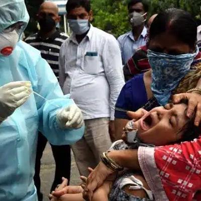 Coronavirus new case UP