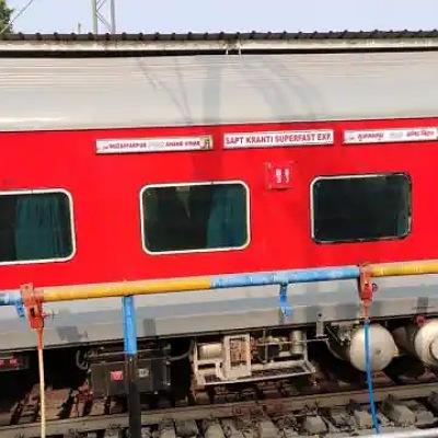 Train tragic accident bihar