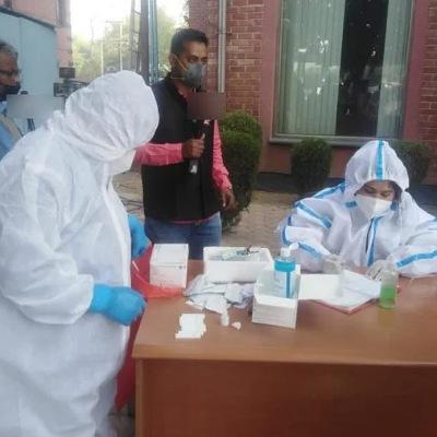 Delhi Coronavirus new cases